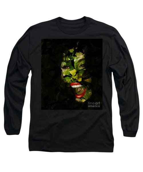Ivy Glamour Long Sleeve T-Shirt by Clayton Bruster