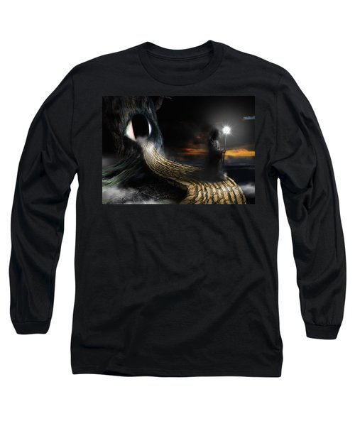 Night Guard Long Sleeve T-Shirt