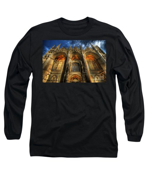 Peterborough Cathedral Long Sleeve T-Shirt
