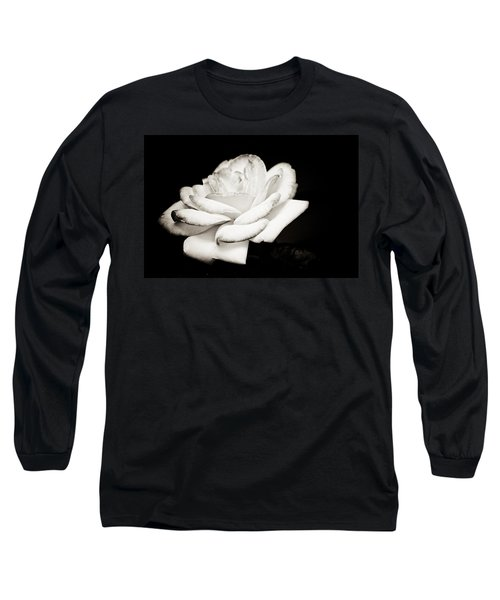 Pure Beauty Long Sleeve T-Shirt by Sara Frank