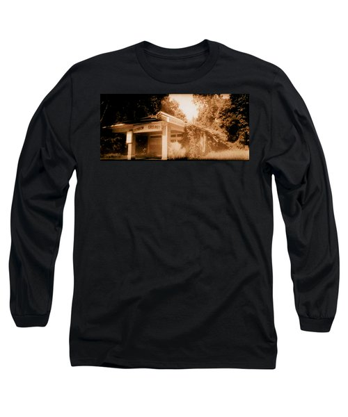 Rainbow Gro-mkt  Long Sleeve T-Shirt