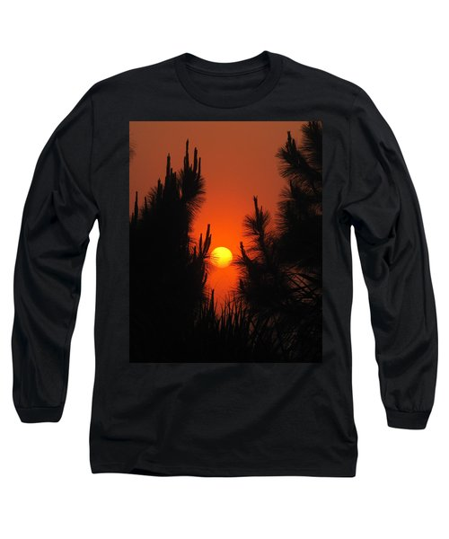 Rise And Pine Long Sleeve T-Shirt