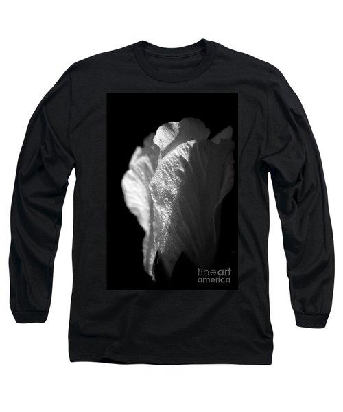 Long Sleeve T-Shirt featuring the photograph Rose Of Sharon by Jeannette Hunt