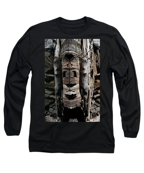 Long Sleeve T-Shirt featuring the photograph Spirit Of The Duncan by Cathie Douglas