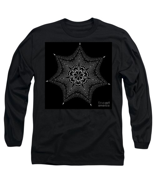 Star Fish Kaleidoscope Long Sleeve T-Shirt