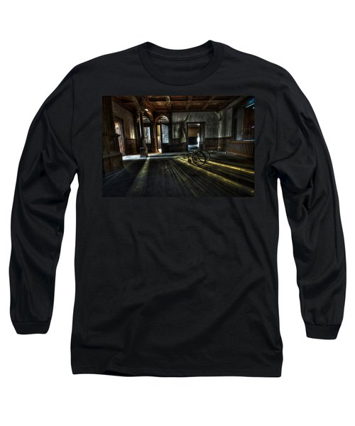 The Home Long Sleeve T-Shirt by Nathan Wright