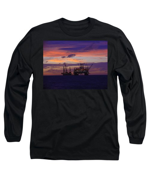 Thunder Horse Before The Storm Long Sleeve T-Shirt