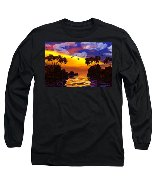 Trinidad Long Sleeve T-Shirt