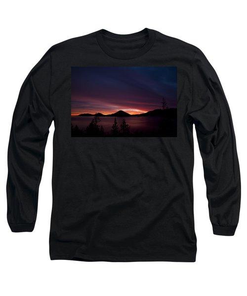1.1.11 North Van Long Sleeve T-Shirt