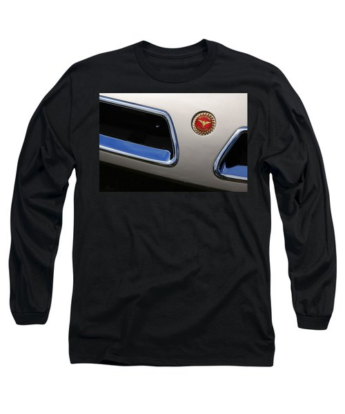 Long Sleeve T-Shirt featuring the photograph 1966 Bizzarini 5300 Spyder by Gordon Dean II