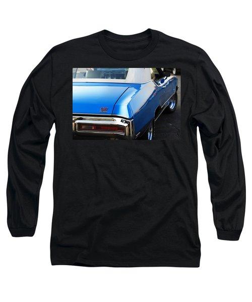Long Sleeve T-Shirt featuring the photograph 1971 Buick Gs by Gordon Dean II