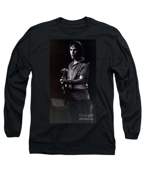 Bob Weir Of The Grateful Dead Long Sleeve T-Shirt