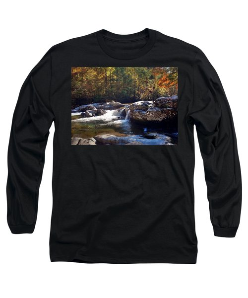Long Sleeve T-Shirt featuring the photograph Great Smoky Mountains by Janice Spivey