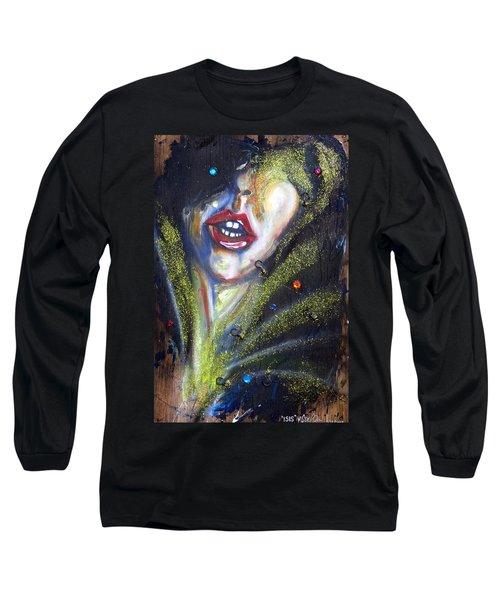 Isis Long Sleeve T-Shirt by Sheridan Furrer