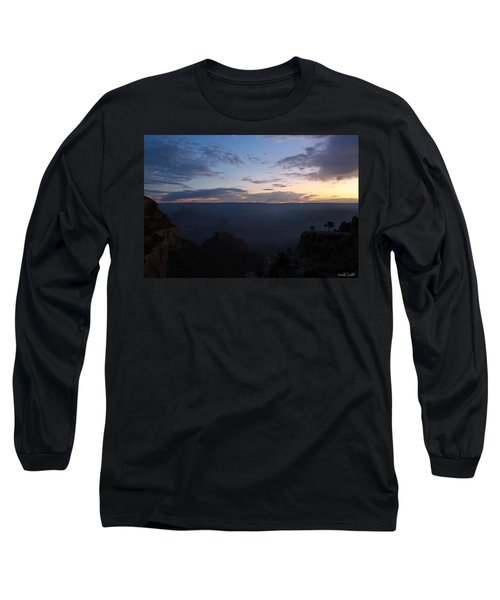 24 Minutes To Sunrise Long Sleeve T-Shirt by Heidi Smith