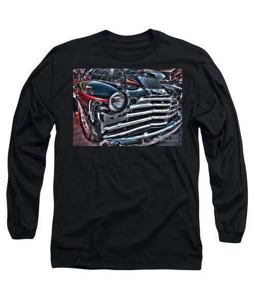 48 Chevy Convertible 2 Long Sleeve T-Shirt