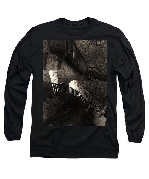 Raasepori Castle Long Sleeve T-Shirt by Jouko Lehto
