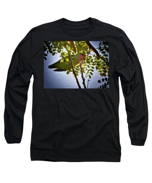 A Little Love  Long Sleeve T-Shirt by Saija  Lehtonen
