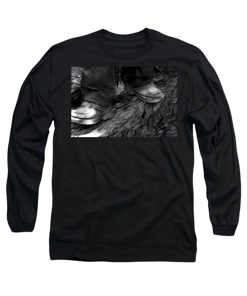 A Moment In Time Long Sleeve T-Shirt