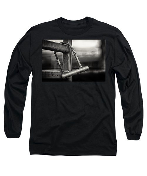 Long Sleeve T-Shirt featuring the photograph After The Horse Has Bolted by Tom Gort