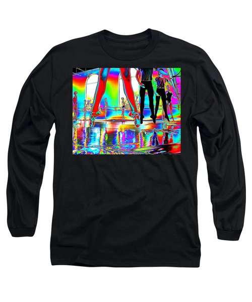 Airborne Elegance Long Sleeve T-Shirt