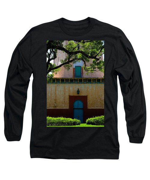 Alhambra Water Tower Doors Long Sleeve T-Shirt