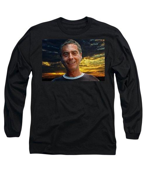 Allen Long Sleeve T-Shirt