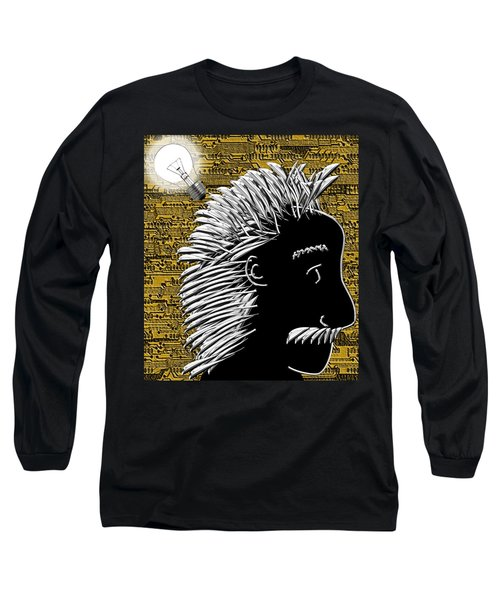 Al's Bright Idea Long Sleeve T-Shirt