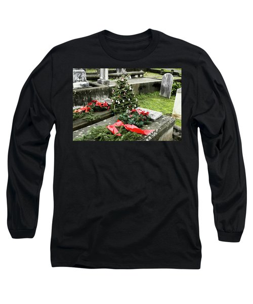 Always Home For Christmas Long Sleeve T-Shirt
