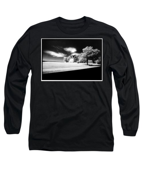 American Landscape Long Sleeve T-Shirt