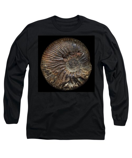Ammonite Front Long Sleeve T-Shirt