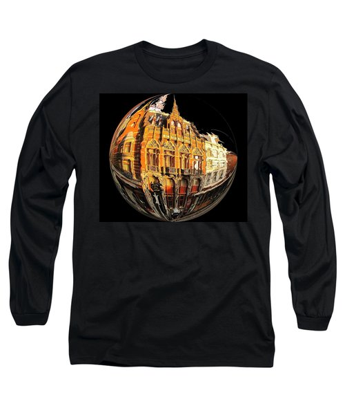 Amsterdam Long Sleeve T-Shirt by Barbara Walsh