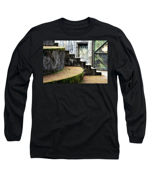 An Abandoned Fortress Long Sleeve T-Shirt