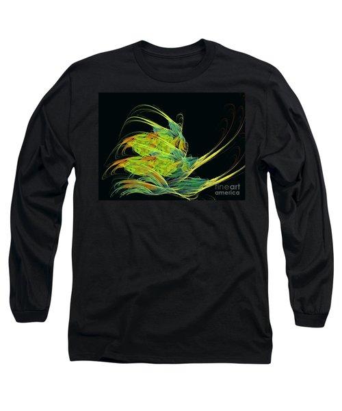 Argonaut Long Sleeve T-Shirt by Kim Sy Ok