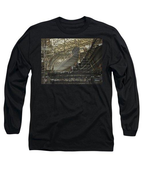 Asphalt Series - 4 Long Sleeve T-Shirt