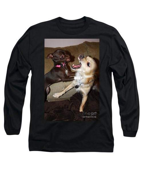Attack Dogs Long Sleeve T-Shirt