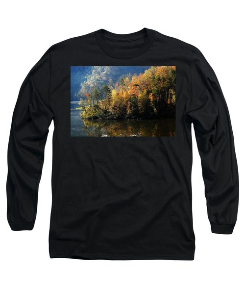 Autumn At Jenny Wiley Long Sleeve T-Shirt