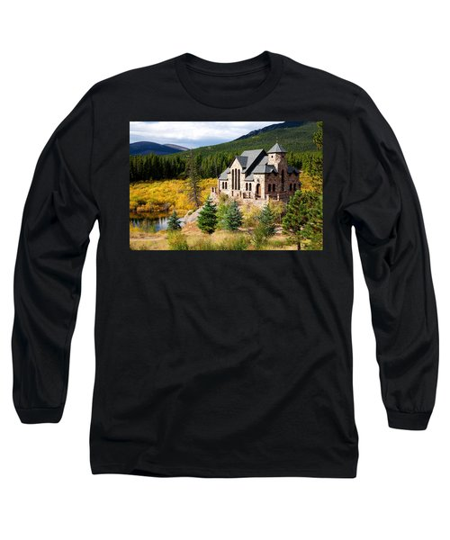 Long Sleeve T-Shirt featuring the photograph Autumn At St. Malo  by Jim Garrison