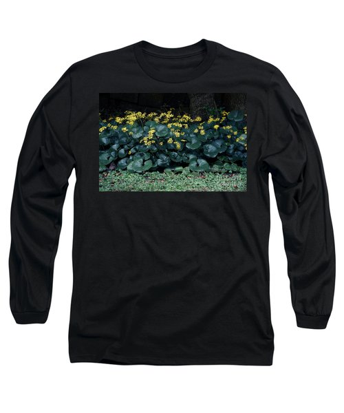 Autumn Flowers Long Sleeve T-Shirt