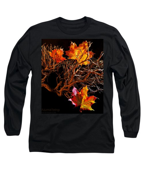 Autumnal Feelings Long Sleeve T-Shirt