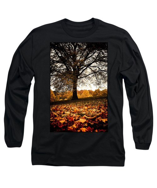 Autumnal Park Long Sleeve T-Shirt