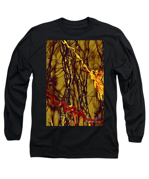 Shapes Of Fire Long Sleeve T-Shirt