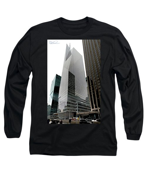 Bank Of America Long Sleeve T-Shirt