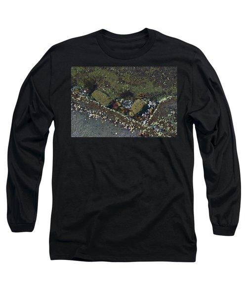 Barnacles And Rocks Long Sleeve T-Shirt