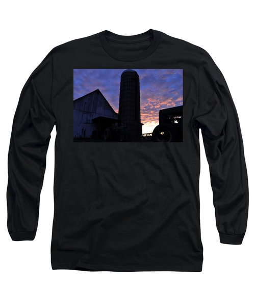 Barnyard Sunrise IIi Long Sleeve T-Shirt
