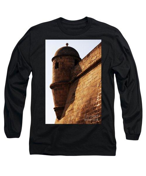 Battlement Long Sleeve T-Shirt