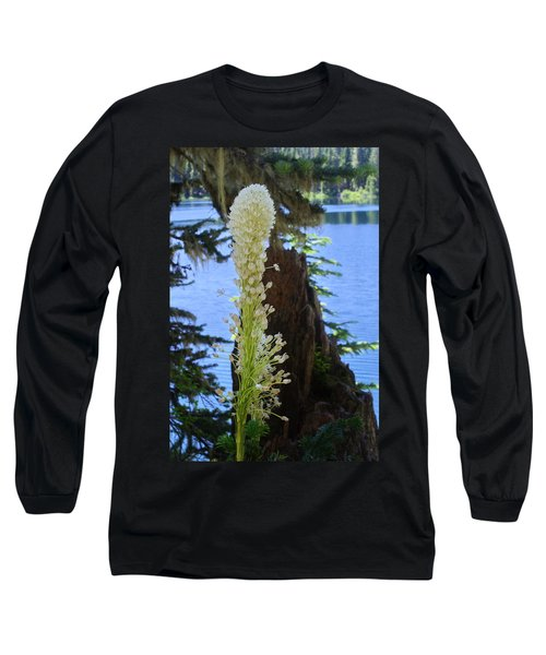 beargrass and Stump Long Sleeve T-Shirt