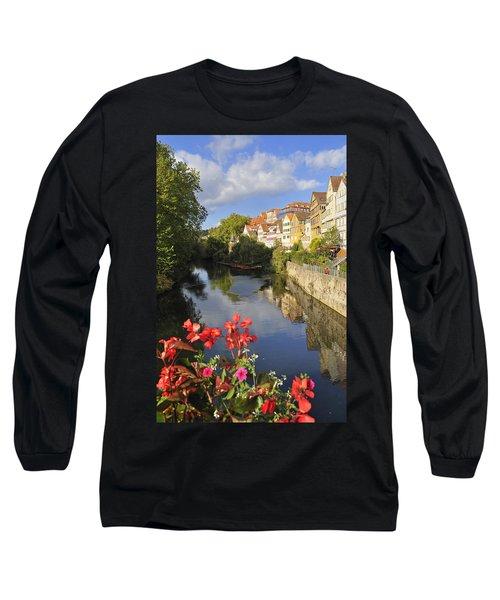 Beautiful Tuebingen In Germany Long Sleeve T-Shirt