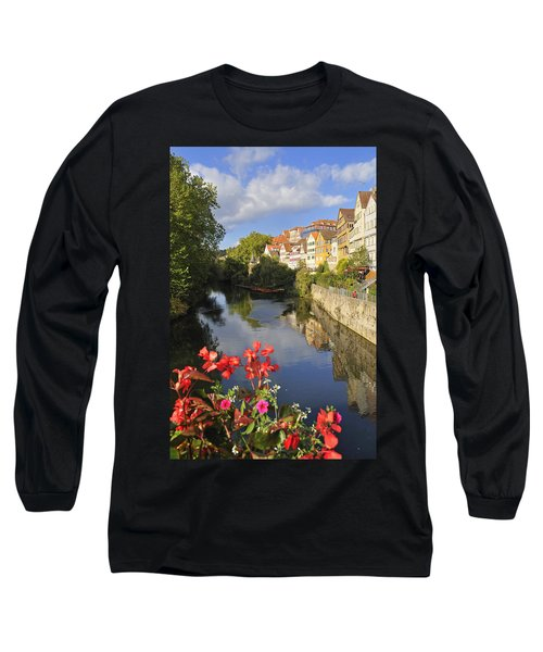 Beautiful Tuebingen In Germany Long Sleeve T-Shirt