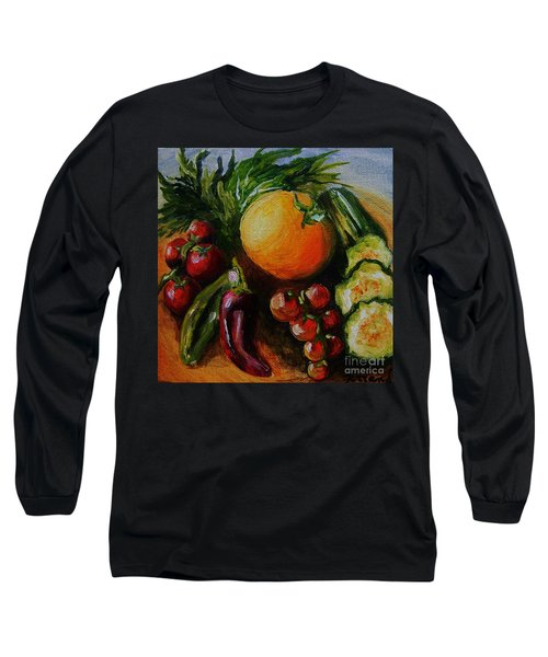 Beauty Of Good Eats Long Sleeve T-Shirt
